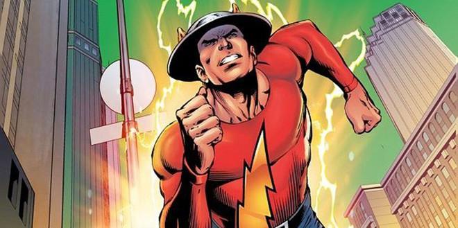 Flash là nhân vật chạy nhanh nhất Đa Vũ trụ DC, vậy 9 cái tên còn lại là những ai? - Ảnh 3.