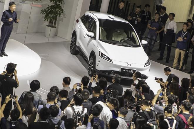 Điểm danh những đối thủ sừng sỏ mà Tesla phải đối mặt tại Trung Quốc - Ảnh 5.