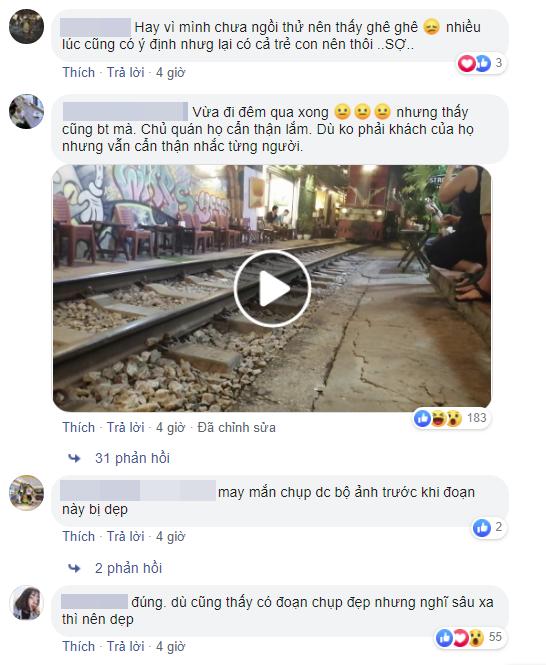 Vừa trở thành địa điểm sống ảo hot nhất 2019 ở Hà Nội, phố đường tàu Phùng Hưng có nguy cơ bị dẹp bỏ không thương tiếc và phản ứng của dân mạng thế nào? - Ảnh 8.