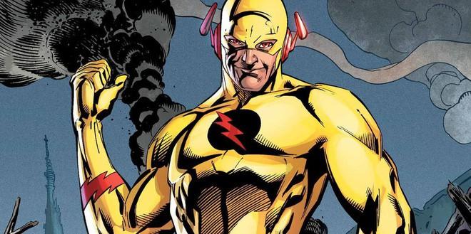 Flash là nhân vật chạy nhanh nhất Đa Vũ trụ DC, vậy 9 cái tên còn lại là những ai? - Ảnh 10.