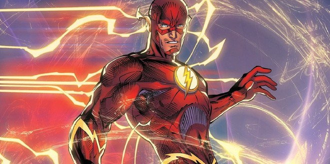 Flash là nhân vật chạy nhanh nhất Đa Vũ trụ DC, vậy 9 cái tên còn lại là những ai? - Ảnh 11.