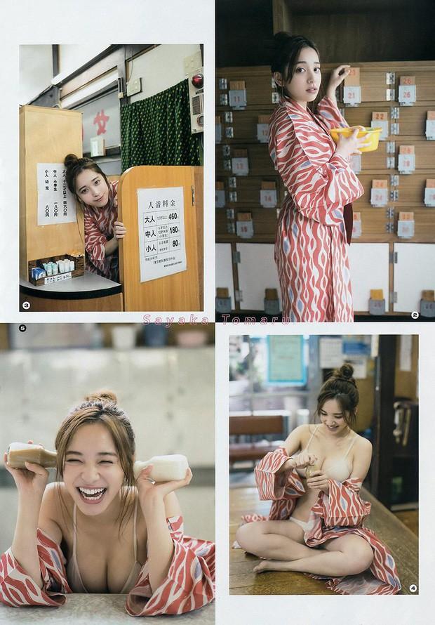 Nhan sắc nóng bỏng của hai mỹ nhân có vẻ đẹp gợi cảm bậc nhất Nhật Bản - ảnh 8