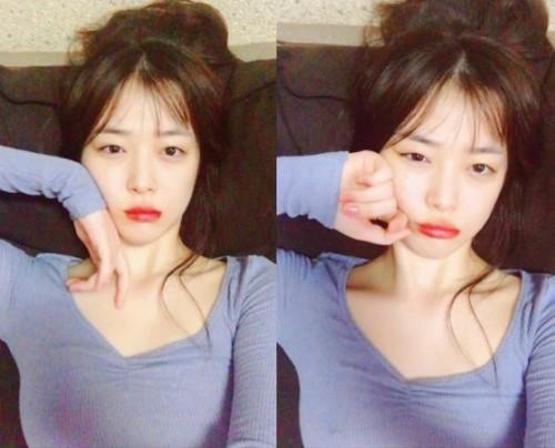 Nhan sắc khó cưỡng lại của mỹ nữ mệnh danh gái hư đẹp nhất xứ Hàn - ảnh 9