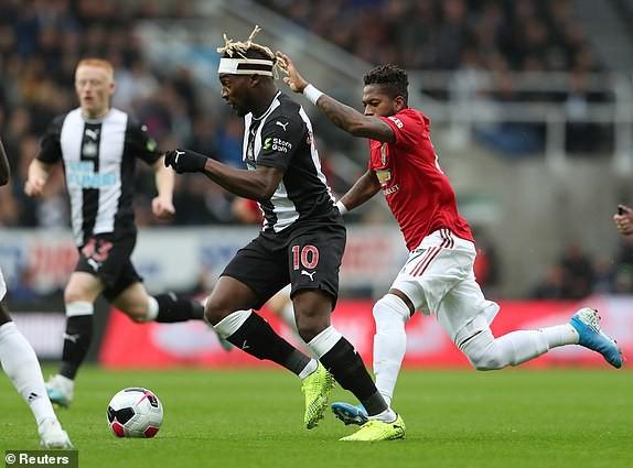 Thua mất mặt trước Newcastle, Man United tiến gần nhóm xuống hạng Premier League - Ảnh 2.