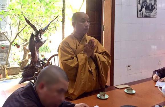 Nếu phật tử cúng tượng ngọc hàng tỉ đồng cho thầy Toàn đặt ở chùa thì đó là tài sản của chùa - Ảnh 2.