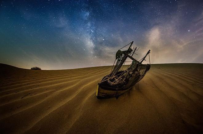 Ngắm những ánh trăng lừa dối tuyệt đẹp từ nghệ thuật chụp ảnh thiên văn bằng tiểu cảnh - Ảnh 11.