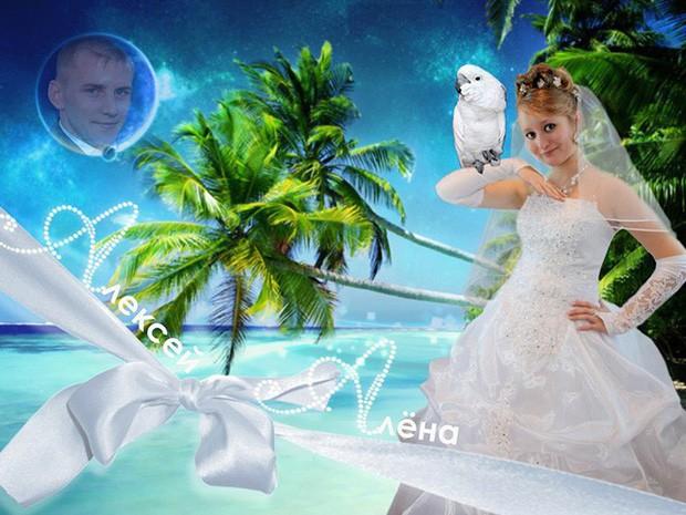 Hồn vía lên mây khi các phó nháy người Nga trổ tài photoshop ảnh cưới, báo hại gia chủ khóc dở mếu dở - Ảnh 12.