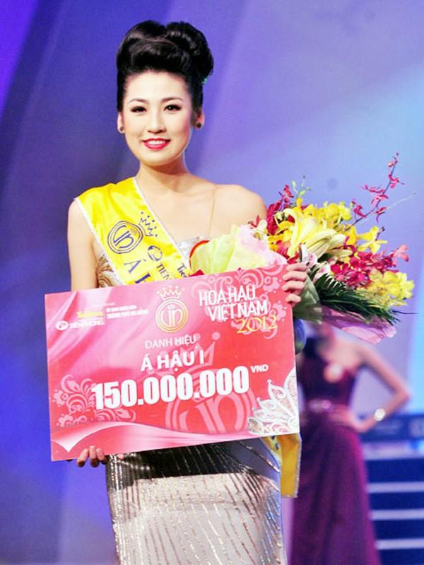 3 Á hậu 9X của Hoa hậu Việt Nam sống thế nào từ khi lấy chồng đại gia? - Ảnh 3.