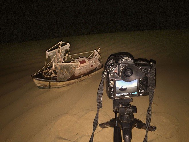 Ngắm những ánh trăng lừa dối tuyệt đẹp từ nghệ thuật chụp ảnh thiên văn bằng tiểu cảnh - Ảnh 5.