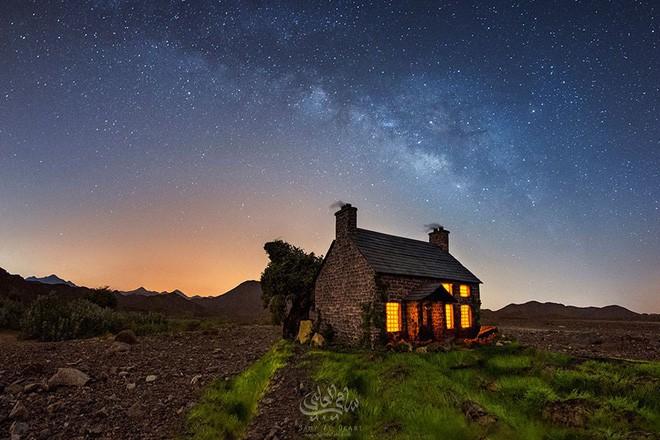 Ngắm những ánh trăng lừa dối tuyệt đẹp từ nghệ thuật chụp ảnh thiên văn bằng tiểu cảnh - Ảnh 8.