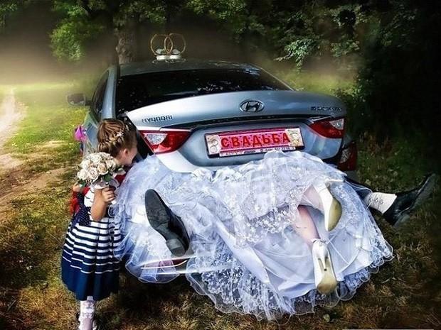 Hồn vía lên mây khi các phó nháy người Nga trổ tài photoshop ảnh cưới, báo hại gia chủ khóc dở mếu dở - Ảnh 8.