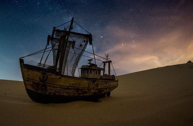 Ngắm những ánh trăng lừa dối tuyệt đẹp từ nghệ thuật chụp ảnh thiên văn bằng tiểu cảnh - Ảnh 10.