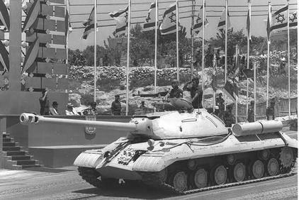 Tiết lộ về kho vũ khí khổng lồ Israel thu được sau Chiến tranh 6 ngày: Tài biến hóa của người Do Thái - Ảnh 4.