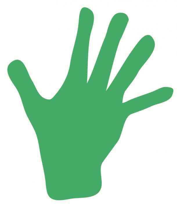 Nếu có bàn tay dạng Hỏa thì nhất định bạn có thể trở thành lãnh đạo - Ảnh 2.