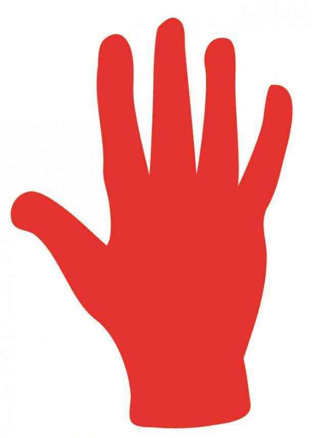 Nếu có bàn tay dạng Hỏa thì nhất định bạn có thể trở thành lãnh đạo - Ảnh 3.