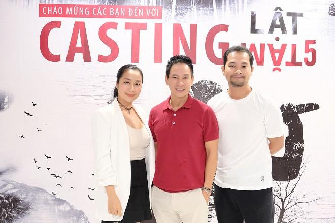 Ốc Thanh Vân, Huỳnh Đông, Quách Ngọc Tuyên tham gia casting  phim Lật mặt 5 - ảnh 3