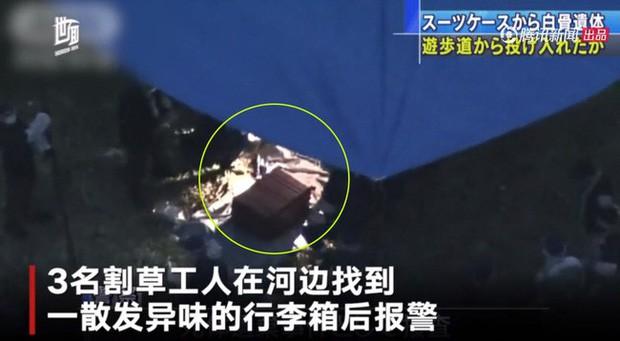 Phát hiện thi thể trong vali ở ven sông, cảnh sát xác nhận danh tính là người phụ nữ Trung Quốc đã từng đến Nhật du lịch nhiều lần - Ảnh 2.