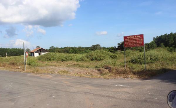 Phong tỏa các thửa đất có dự án ma của Địa ốc Alibaba - Ảnh 1.