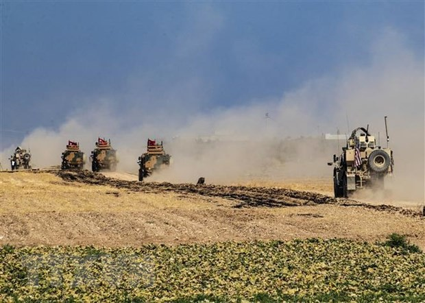Thổ chính thức khai đao, không quân dồn dập ném bom SDF ở Syria - Israel sốc và bất ngờ trước quyết định của Mỹ - Ảnh 10.