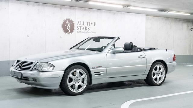 Xe cổ hàng hiếm của Mercedes-Benz rao giá tiền tỷ - Ảnh 1.