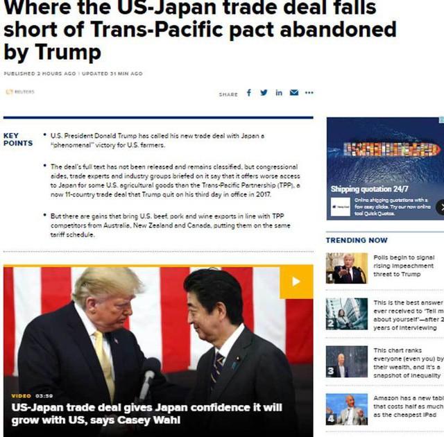 Công bố đặc biệt từ Donald Trump, dồn Trung Quốc vào thế khó - Ảnh 5.
