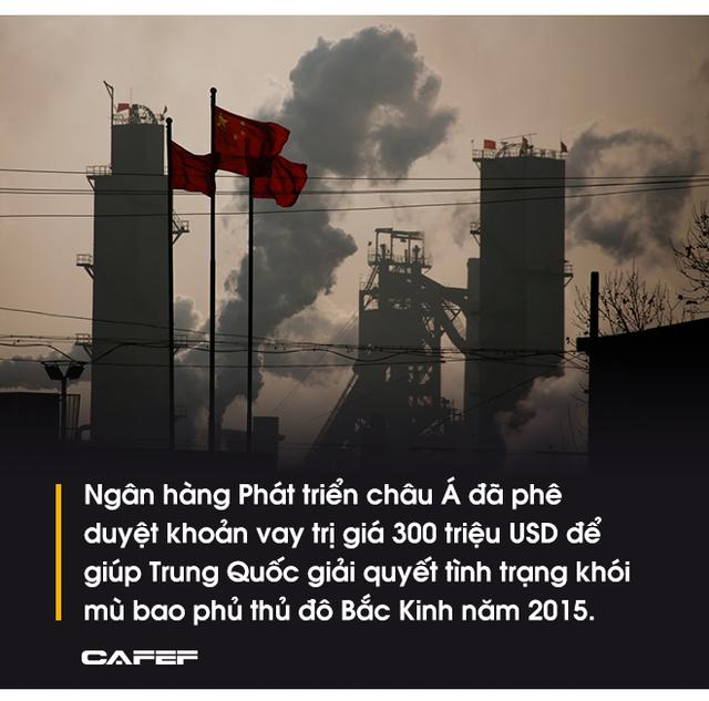 Hàng trăm triệu người thoát nghèo, kinh tế tăng trưởng thần tốc nhưng cái giá mà Bắc Kinh phải trả quá đắt: 80% các thành phố ô nhiễm, 1,2 triệu người  chết sớm vì ô nhiễm - Ảnh 4.