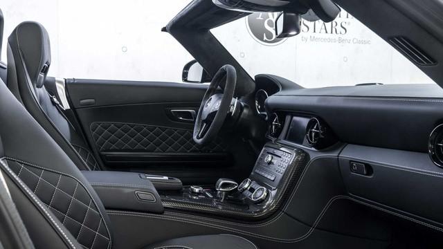 Xe cổ hàng hiếm của Mercedes-Benz rao giá tiền tỷ - Ảnh 7.