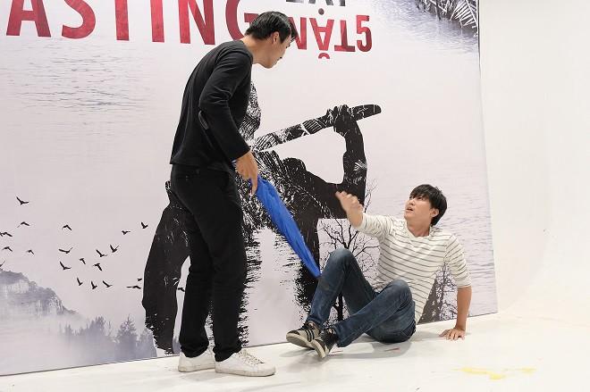 Ốc Thanh Vân, Huỳnh Đông, Quách Ngọc Tuyên tham gia casting  phim Lật mặt 5 - ảnh 4