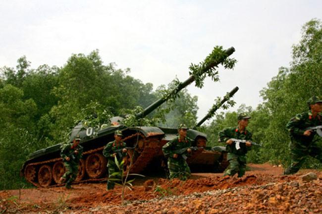 VN lập 2 lữ đoàn xe tăng hoàn toàn mới: Nắm đấm thép trấn giữ những địa bàn chiến lược - ảnh 1