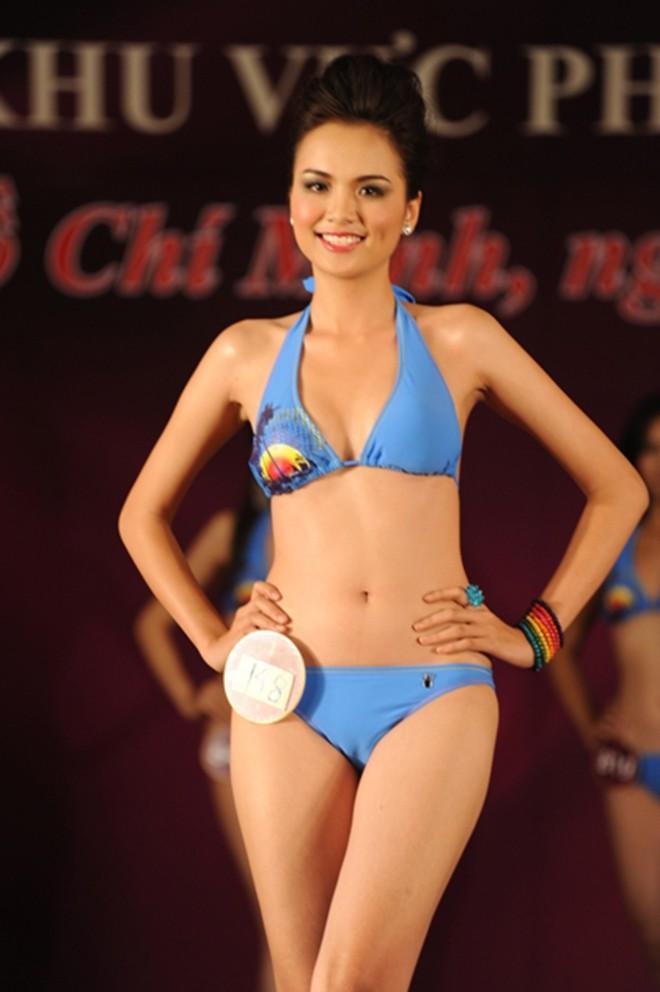 Nhan sắc thời còn son của hoa hậu Việt đang mang thai con thứ 6 cho đại gia - Ảnh 8.
