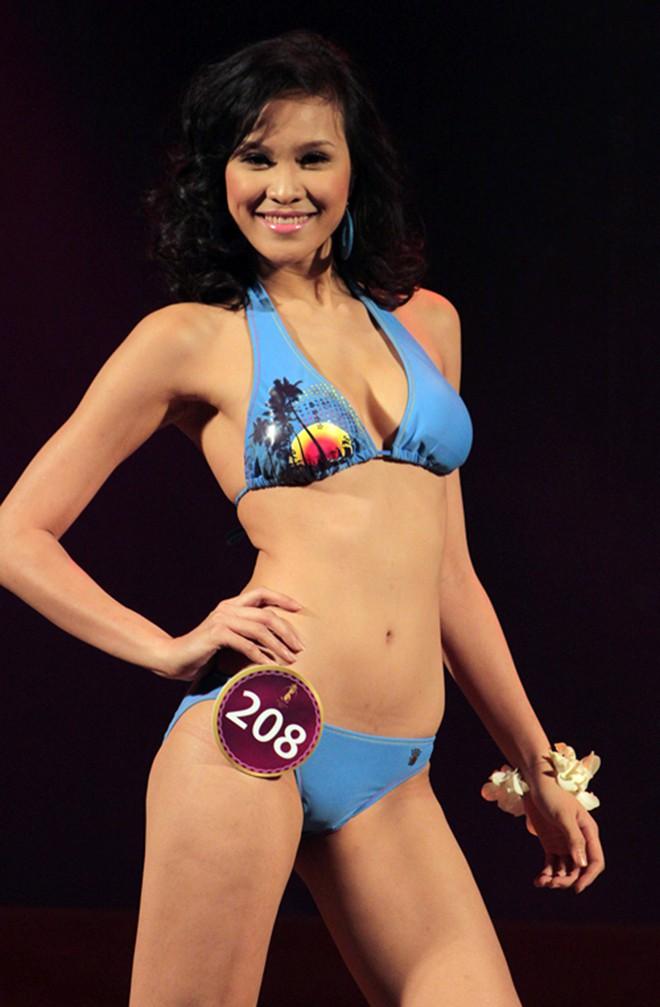 Nhan sắc thời còn son của hoa hậu Việt đang mang thai con thứ 6 cho đại gia - Ảnh 10.