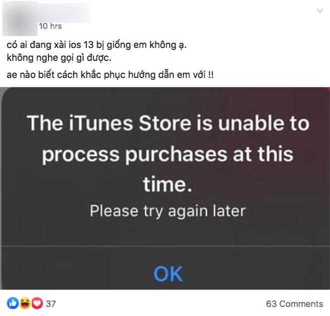 Người Việt kêu trời vì iPhone liên tục hiện bảng thông báo lạ - Ảnh 2.