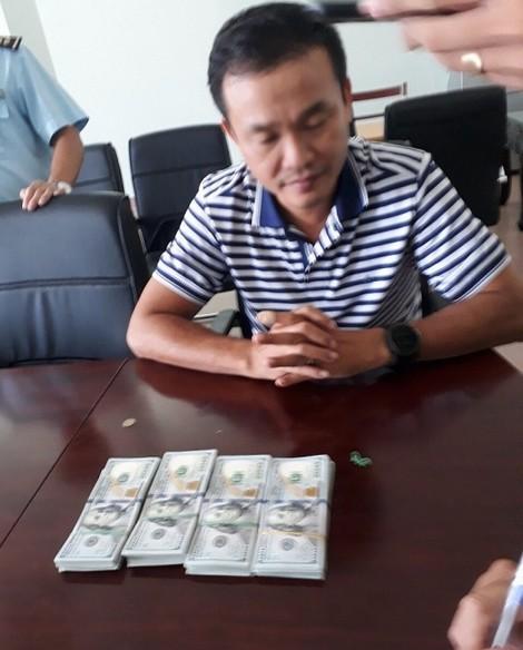 Vận chuyển tiền tệ trái phép qua biên giới - Ảnh 2.