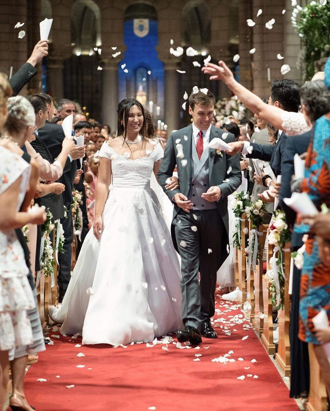 Sống như cô gái gốc Việt lấy được chồng trong giới hoàng gia Monaco: Làm tất cả những gì mình thích chẳng quan ngại chuyện tương lai, nghe tưởng dễ nhưng mấy ai làm được! - Ảnh 1.