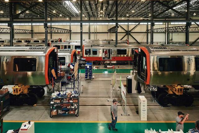Bloomberg: Không nên tin tưởng tập đoàn đường sắt lớn nhất Trung Quốc sản xuất tàu điện ngầm, họ sắp thống trị toàn bộ ngành đóng tàu của thế giới! - Ảnh 2.