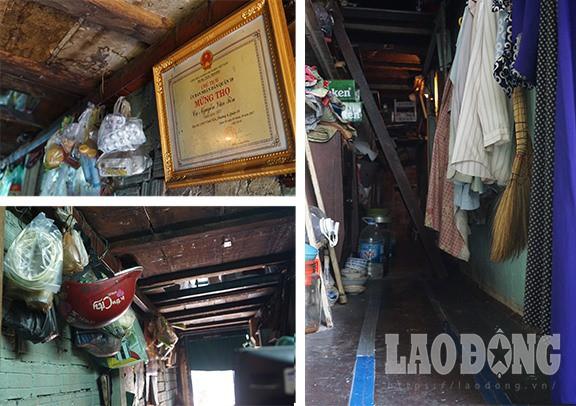 Hóp bụng, nghiêng mình di chuyển trong căn nhà siêu mỏng giữa phố Sài Gòn - Ảnh 2.