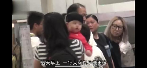 Cận cảnh diện mạo con trai thứ 3 của Trương Bá Chi, cư dân mạng phát sốt vì vẻ ngoài đáng yêu - Ảnh 1.