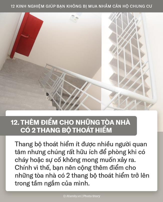 12 kinh nghiệm bổ ích được truyền lại từ những người đi trước dành cho ai đang có ý định mua chung cư - Ảnh 12.