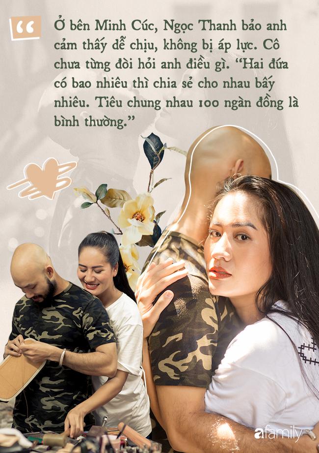 Minh Cúc Về nhà đi con kể về bạn trai từng nghĩ chỉ yêu chơi: Anh ấy muốn làm bố, nhưng tôi không thể sinh con - Ảnh 13.