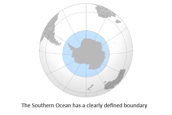 Các đại dương trên thế giới giao nhau ở đâu? - Ảnh 2.