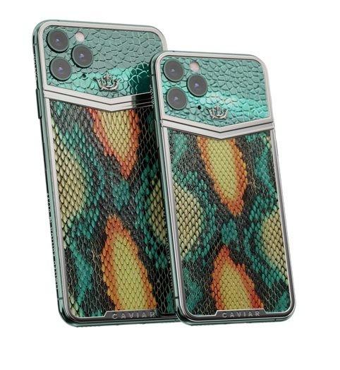 Mãn nhãn với bản độ iPhone 11 Pro siêu sang, giá đắt nhất gần 1 tỷ đồng - Ảnh 4.