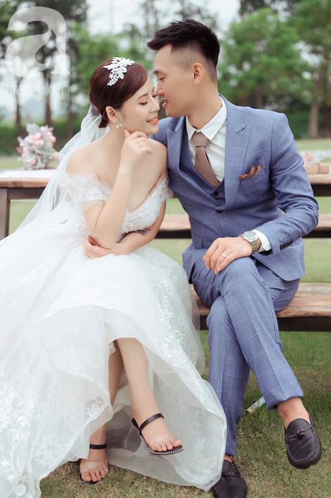Chuyện tình cặp đôi chị - em ở Vĩnh Phúc và hành trình khẳng định niềm tin của cô vợ chờ cả nửa thập kỷ mới được mặc váy cưới - Ảnh 6.