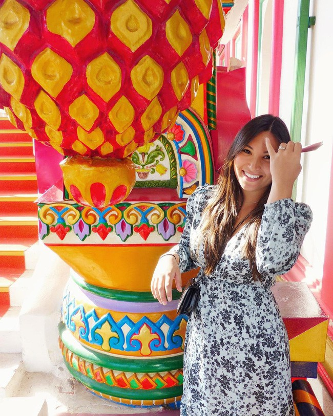 Sống như cô gái gốc Việt lấy được chồng trong giới hoàng gia Monaco: Làm tất cả những gì mình thích chẳng quan ngại chuyện tương lai, nghe tưởng dễ nhưng mấy ai làm được! - Ảnh 5.