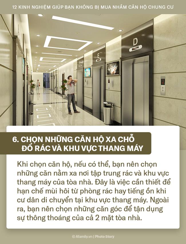 12 kinh nghiệm bổ ích được truyền lại từ những người đi trước dành cho ai đang có ý định mua chung cư - Ảnh 6.