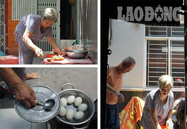 Hóp bụng, nghiêng mình di chuyển trong căn nhà siêu mỏng giữa phố Sài Gòn - Ảnh 9.