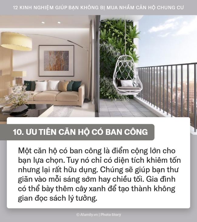 12 kinh nghiệm bổ ích được truyền lại từ những người đi trước dành cho ai đang có ý định mua chung cư - Ảnh 10.