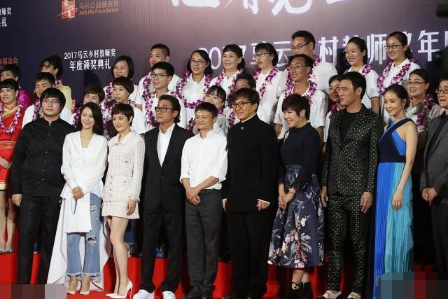 """""""Tỷ phú giàu nhất Trung Quốc"""" được Lý Liên Kiệt ra sức bảo vệ, nửa làng giải trí Hoa ngữ muốn kết thân - Ảnh 9."""