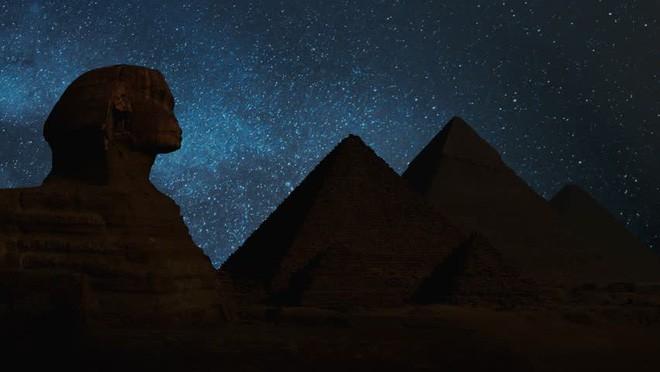Phát hiện bất ngờ: Kim tự tháp Giza có thể tập trung năng lượng điện từ vào một phòng bên trong nó - Ảnh 2.