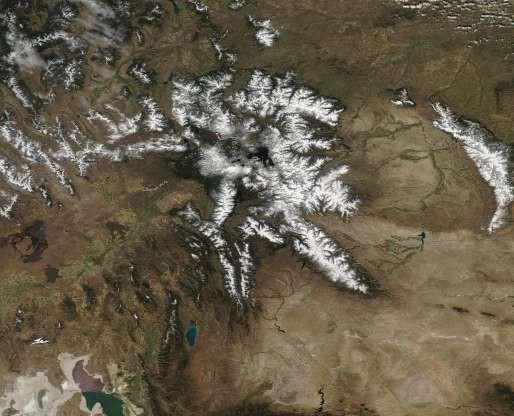 Những bức ảnh Trái Đất chụp từ vệ tinh ấn tượng nhất trong tháng 10 - Ảnh 1.
