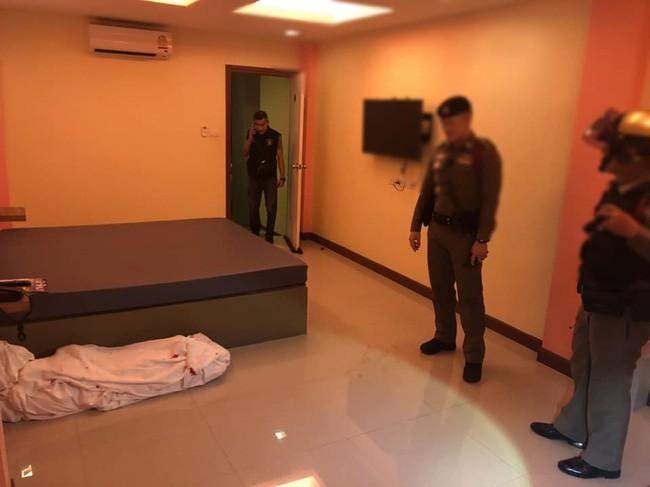 Bước vào dọn phòng, nhân viên khách sạn phát hiện ra thi thể nằm dưới sàn, cảnh sát vào cuộc cũng ngã ngửa khi biết sự thật - Ảnh 3.